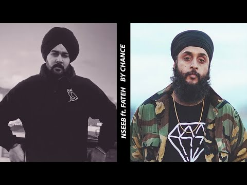 NseeB - By Chance ( ft.Fateh Doe)   Welcome To The Revolution   Latest Punjabi Songs 2020