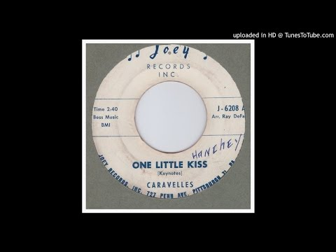 Caravelles, The - One Little Kiss - 1962