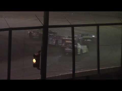Eriez Speedway Street Stock Feature 9-23-18