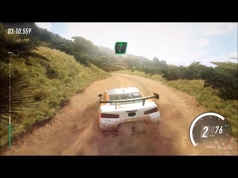 DiRT Rally 2.0 - New Zealand Gameplay (PC HD) [1080p60FPS] |