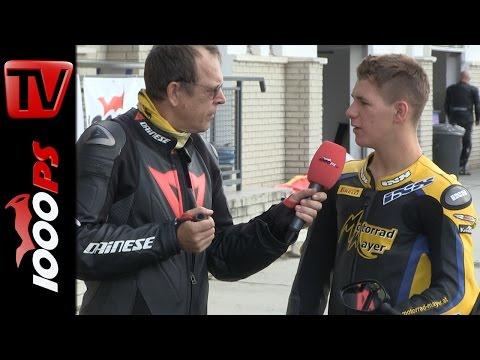 1000 PS Gripparty | Julian Mayer | Extrem talentierter Jungracer