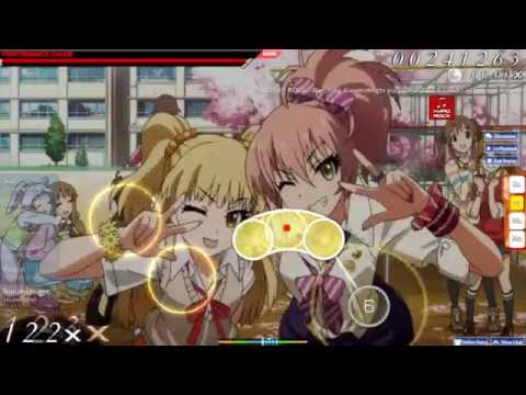 Osu! Cinderella Girls   Onegai Cinderella M@ster version Normal