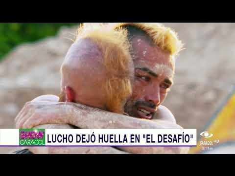 Lucho, Eliminado Del Desafío Súper Humanos, Narra La Tristeza De Alejarse De Camila