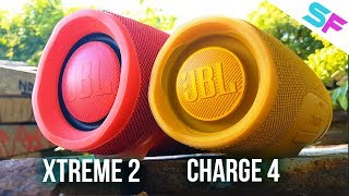 JBL Charge 4 And JBL Xtreme 2 - How they sound together? JBL Connect +