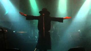 WHISPERS IN THE SHADOW - The Arrival (live in Berlin, K17 29.09.2012