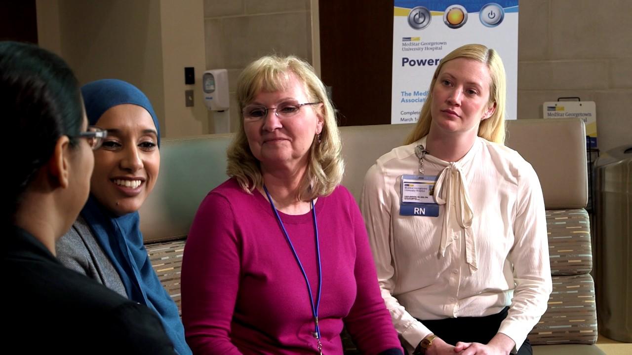 Getting to the Heart of MedStar Georgetown University Hospital