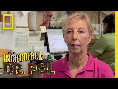 Chat With Diane Pol  The Incredible Dr. Pol