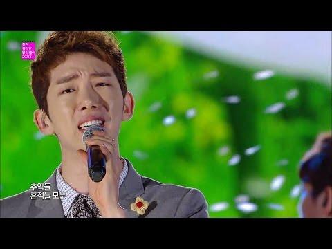 【TVPP】2AM - One Spring Day, 투에이엠 - 어느 봄날 @ Incheon Korean Music Wave Live