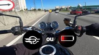ROLÊ ATÉ A CUSTOMER MOTOS OU ONDE A BATERIA DA GOPRO DEIXAR. KAWASAKI Z900RS