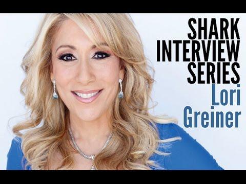 Shark Tank Interviews - LoriGreiner