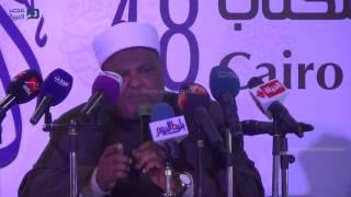 مصر العربية | عباس شومان: الخوارج أول من تطرفوا في تاريخ الإسلام