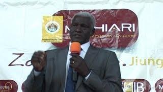 """""""Acheni ubinafsi, Wananchi wote wafikiwe na NSSF"""" –RC Dodoma"""