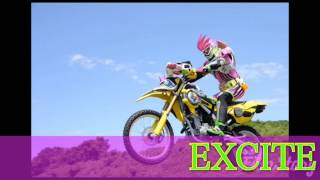 【MV】EXCITE-KamenRider EXAID