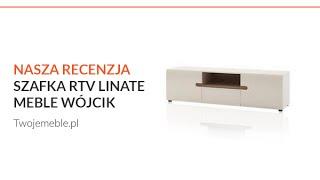 Szafka RTV Linate - Meble Wójcik - Twojemeble.pl