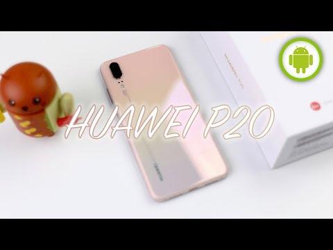 HUAWEI P20: non lo sottovalutate   RECENSIONE
