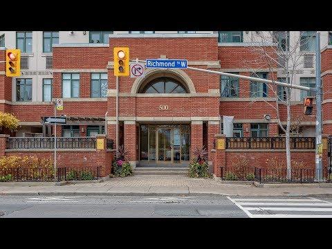500 Richmond Street West, Townhome 311, Toronto, Ontario