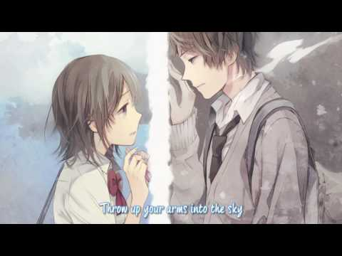 【Nightcore】→ 21 Guns ( Switching Vocals ) || Lyrics