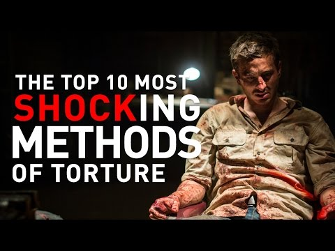 10 Most Shocking Methods of Torture