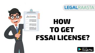 How to get FSSAI Food Safety License