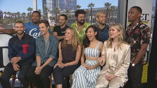 Comic-Con 2019: 'The Boys' (Full Interview)