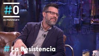 LA RESISTENCIA - La entrevista sorpresa de Quequé vol. III | #LaResistencia 20.03.2018