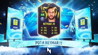 94 RATED POTM NEYMAR SBC + GUARANTEED WINTER REFRESH PLAYER PACK! - FIFA 20 Ultimate Team