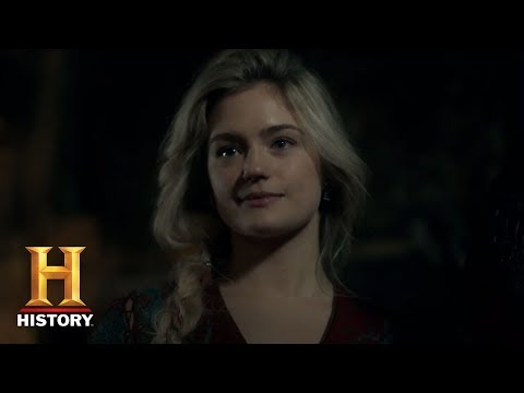 Vikings: Ivar Introduces His New Queen | 'Murder Most Foul' Airs Dec  5 at  9/8c | History