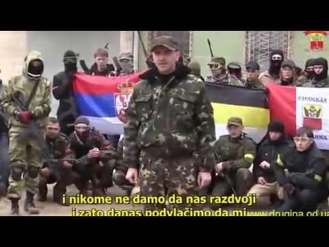 Србима порука из руске Одесе: Косово је Србија!