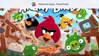 Angry Birds iPhone Gameplay
