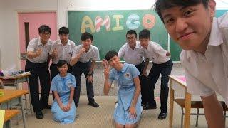 佛教葉紀南紀念中學2014-2015年度學生會候選內閣 Am