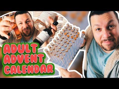 The Adult Advent Calendar