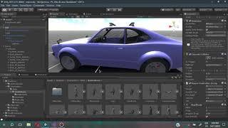 Demostracion de codigo de subir y entrar a un auto | Unity 3D