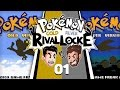 ANOTHER RIVAL RACE BEGINS Pokemon Gold Silver Rival Locke w ShadyPenguinn Nipps
