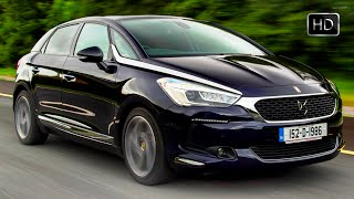 2015 Citroen DS5 2.0 BlueHDi 150 S&S Elegance Facelift Exterior & Interior Design HD
