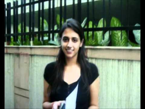 Matrix Grand Scholarship Program Winner - Shreya Chadha