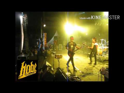 KOBE BAND live positive thinking at tangerang