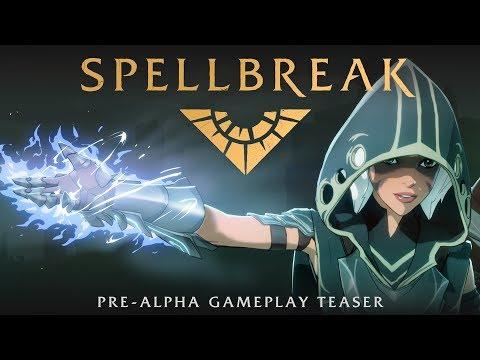 Spellbreak Pre-alpha Teaser