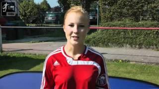 B-Juniorinnen TSV Tettnang Natascha Roehrle