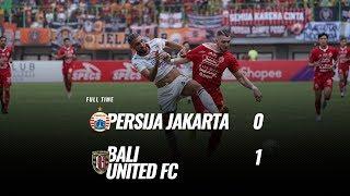 [Pekan 19] Cuplikan Pertandingan Persija Jakarta vs Bali United FC, 19 September 2019