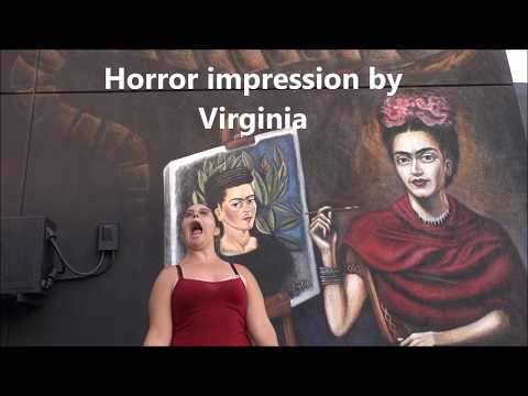 "Streetsville, Mississauga #fridakahlo Mural_Making funny faces _""Visiting Places Series""_Vlog#31"