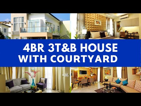 Lancaster New City Cavite Briana House Model Dressed-up and Actual Turn-over Video