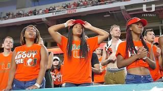 The Final Drive vs. Georgia Tech | Canes Football | 10.14.17