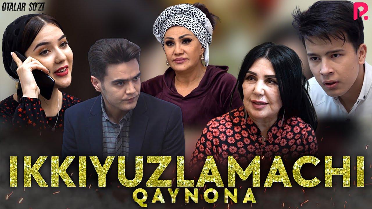 Otalar so'zi - Ikkiyuzlamachi qaynona | Оталар сузи - Иккиюзламачи кайнона (Hayot momot)