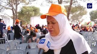 """""""إنهاء الاحتلال إنهاء للعنف"""".. حملة مناهضة للعنف ضد المرأة في فلسطين (24/11/2019)"""