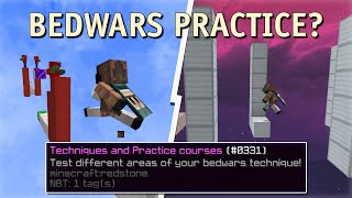 The COOLEST Bedwars Practice Server YouTube
