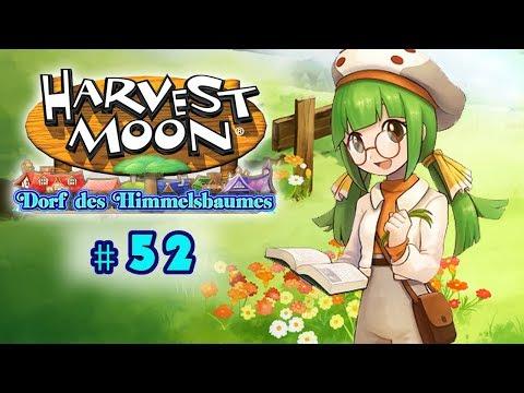 🌳 Harvest Moon: Dorf des Himmelsbaumes • Lets Play #52 【 Deutsch 】 - Ein flatteriger Vogel