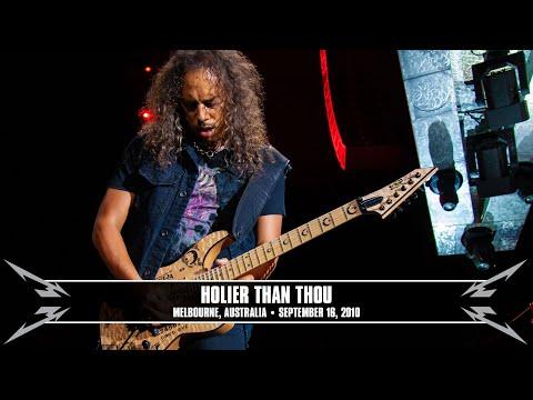 Metallica: Holier Than Thou (MetOnTour - Melbourne, Australia - 2010) Thumbnail image