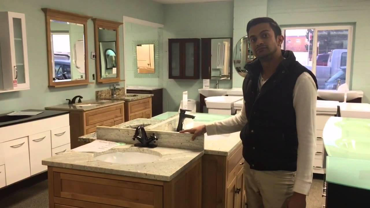 Heritage Bathroom Vanities At Bath & Granite In Denver