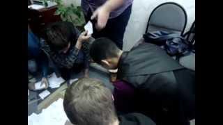 Фильм о выборах президента республики ШКиД 2013г