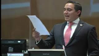 Daniel Mendoza - Sesión 507 - #LeyCPCCS - II Intervención